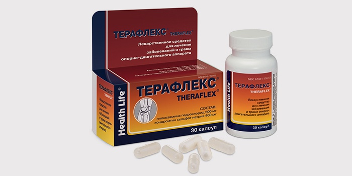 tabletták térdízületek fájdalmához. teraflex