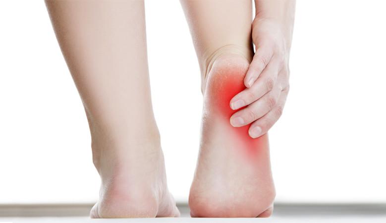 sarok ízületi sarok artrózisa
