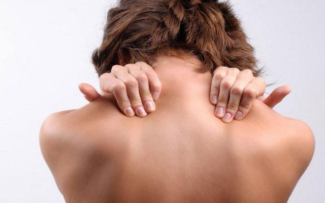 Az oszteokondrozis nyak izmait különböző módszerekkel pihenjük. - Szemhéj July