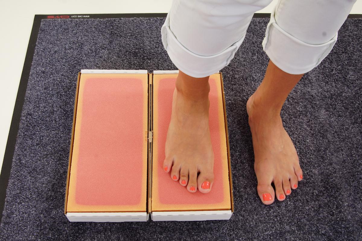 felkészülés a lábak ízületeire