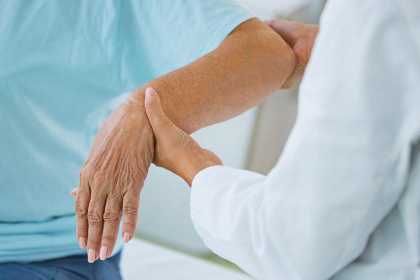 a térd progresszív izületi gyulladása