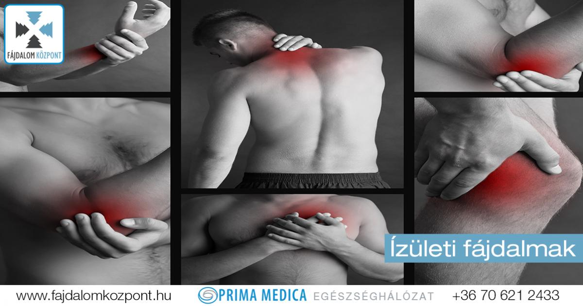 izom- és ízületi fájdalmak milyen injekciók