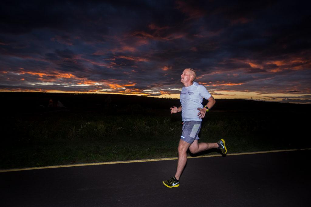 térdkárosodás futás közben