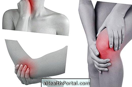 vándorló fájdalom a karok és a lábak ízületeiben