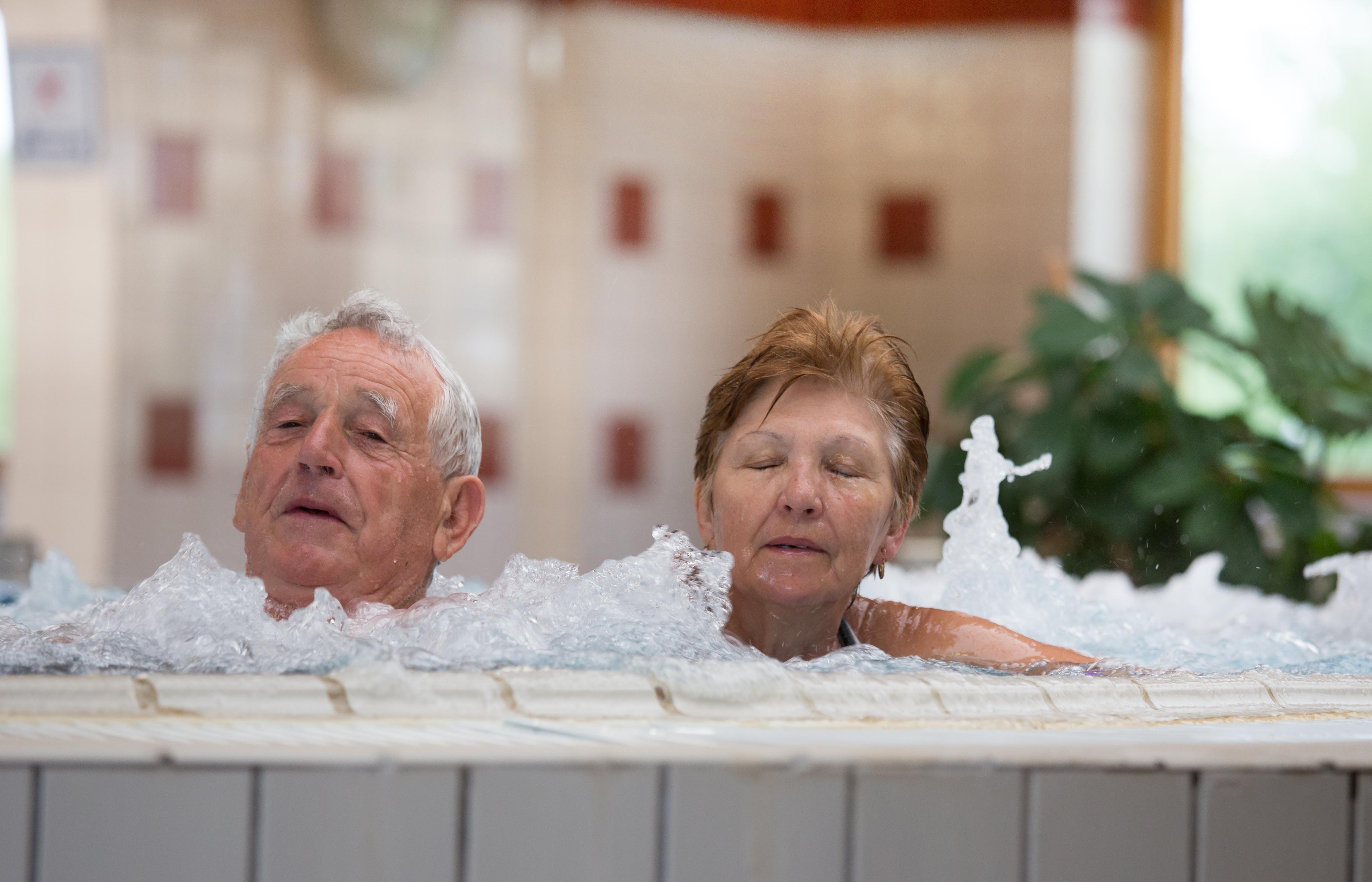 artrózisos termálvízkezelés