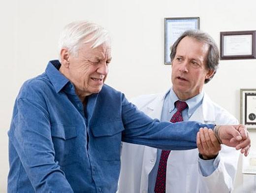 ha nem kezeli a könyökízület epicondylitisét
