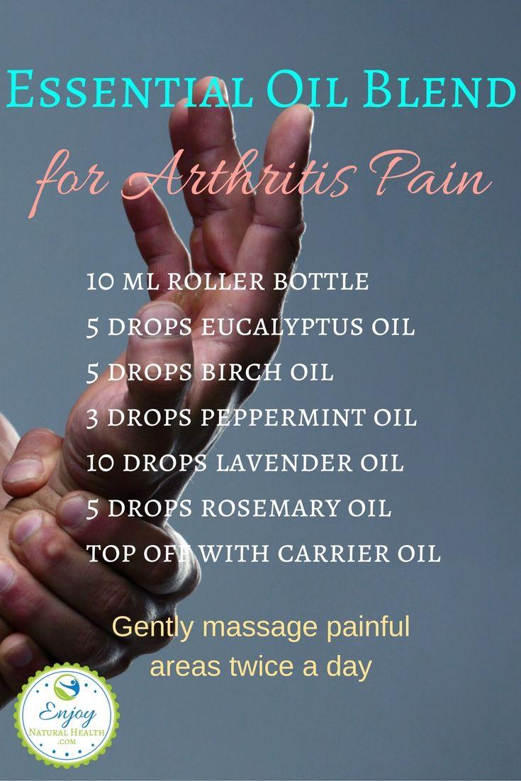 arthrosis kezelés illóolajokkal