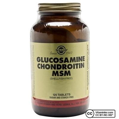 energiarendszerek glükózamin és kondroitin