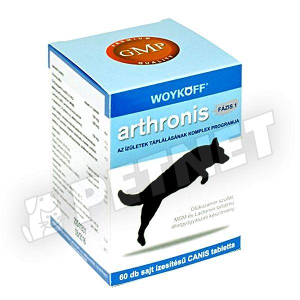 kondroprotektív artrózisos gyógyszerek