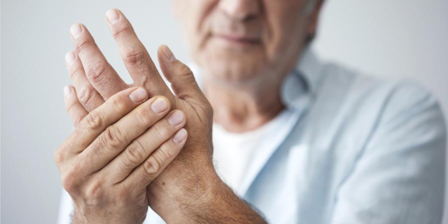 30 éves korában a kéz ízületei fájnak