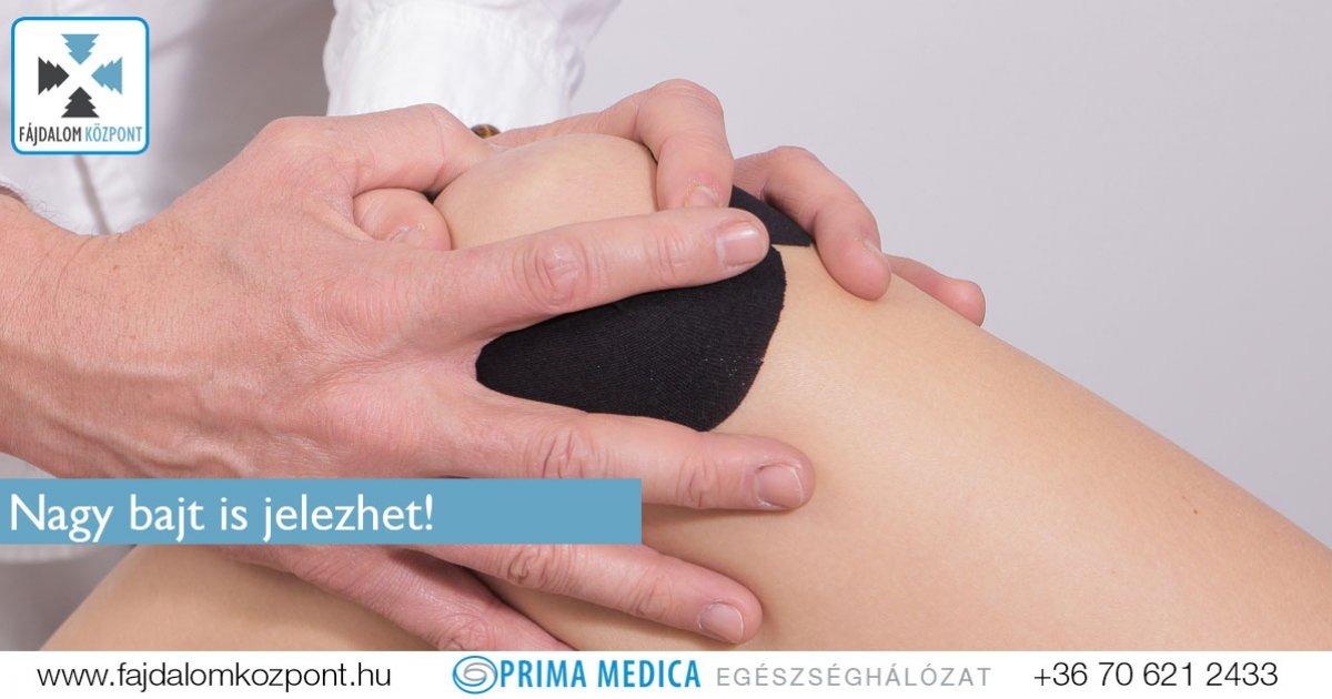 mit kell tenni, ha a karok ízületei fájnak