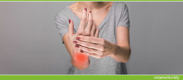 ízületi fájdalmak, amelyek a vitaminok segítenek a boka reumás ízületi gyulladása