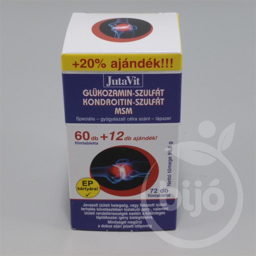 8 az 1-ben glükozamin-kondroitin)