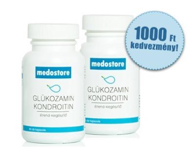 glükózamin-kondroitin komplex gél univerzális ár