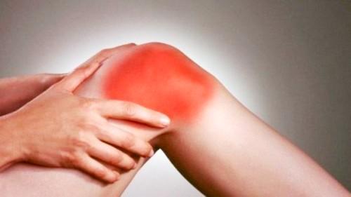 fájdalom a térd hemarthrosisával