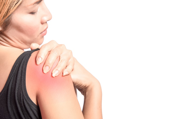 fájdalom hatása a vállízületben