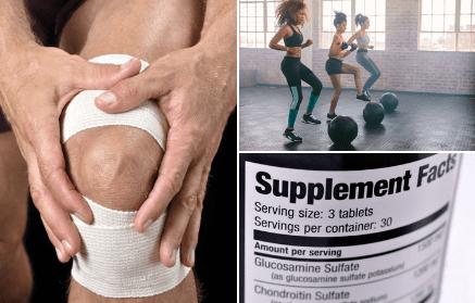 vásároljon chondroitint glükózaminnal a sportolók számára)
