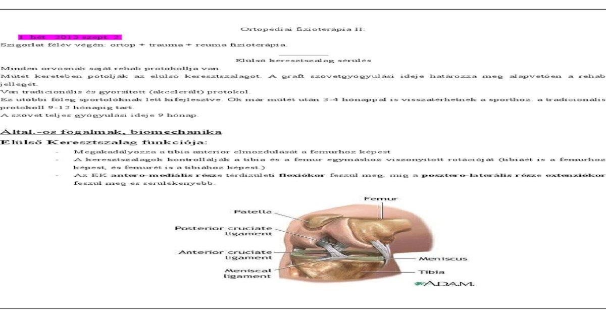 kóros csigolya ízületi gyulladás s3-s7 kezelése