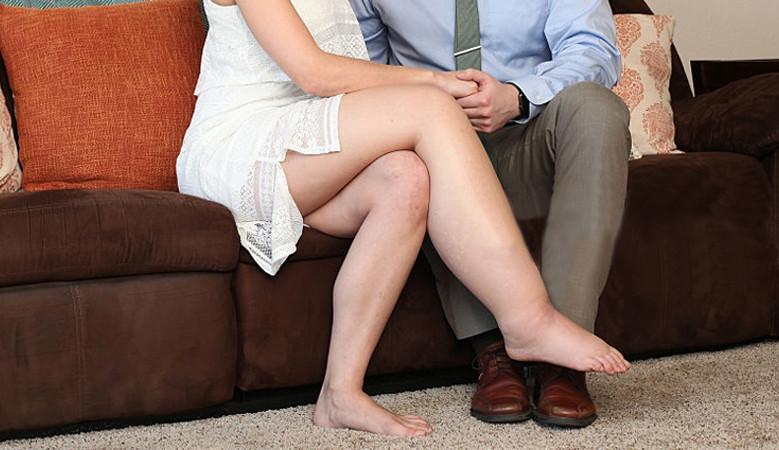 duzzadt ízület a bal lábon