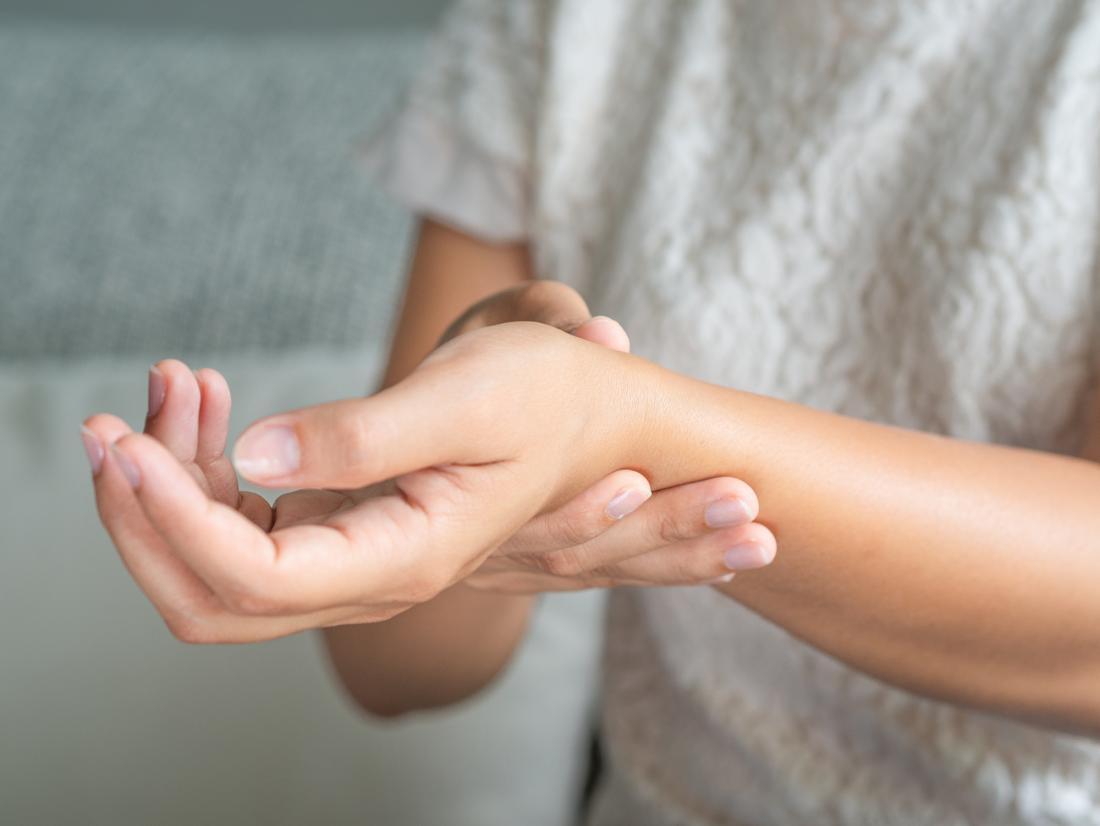 ízületek kezével