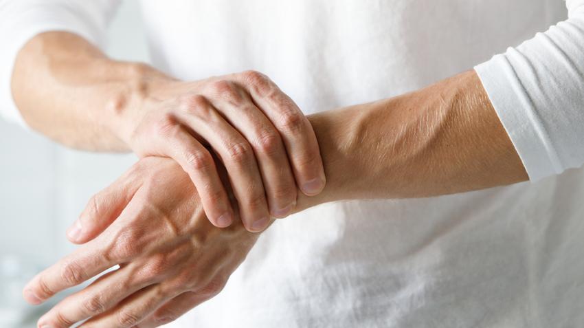 ízületi fájdalom a kéz fájdalma
