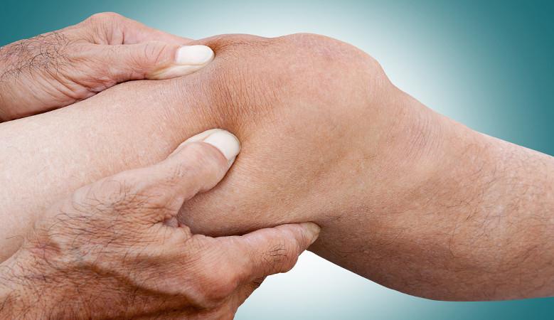 otthon térdfájdalom kezelése