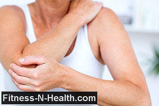 enyhítse a könyökízület akut fájdalmát