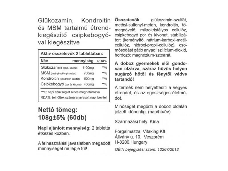 kondroitin-glükozamin a san)