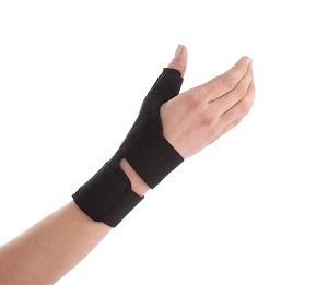 hüvelykujj fájdalma csukló