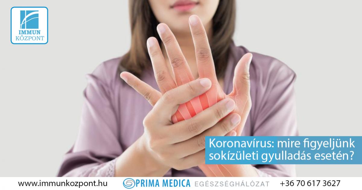 izületi fájdalom koronavírus