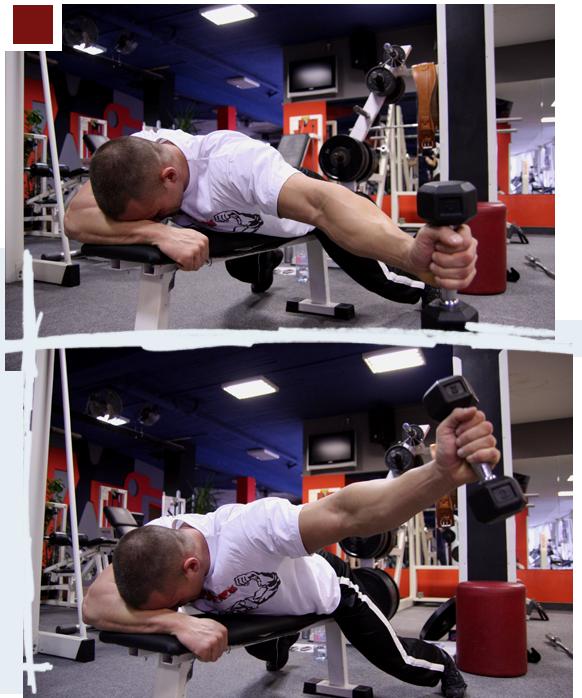 push-up a vállízület artrózisához