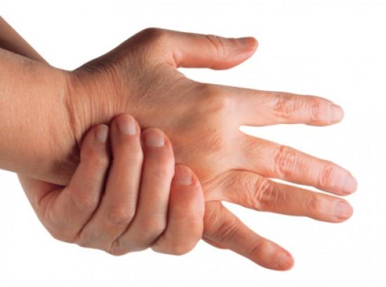 a középső ujj ízületi gyulladása gyógyítsa meg a lábízület fájdalmát