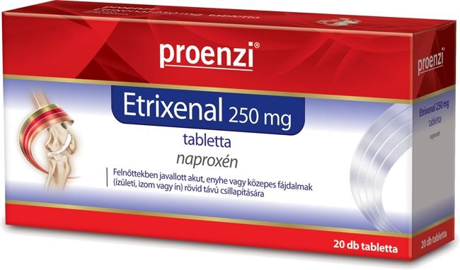 ízületi fájdalmak kezelésére szolgáló tabletták