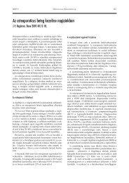 arthrosis osteoporosis ízületi kezelés)