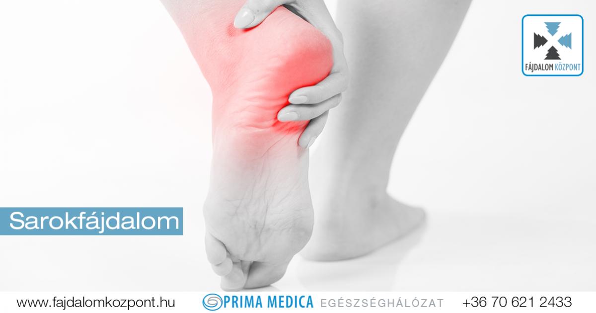 a lábak bokaízületei fájnak