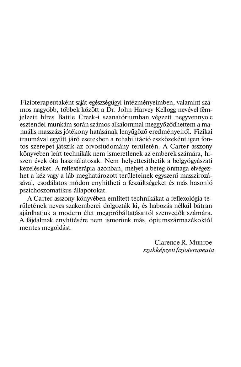 csípő kórtörténetének kórtörténetét)