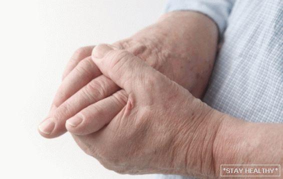 a kéz és a hüvely fáj