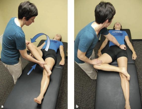 fájdalom a jobb lábán a csípőízületben