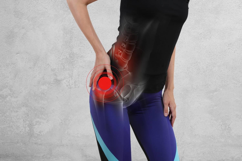 fájó lábak és csípőízület