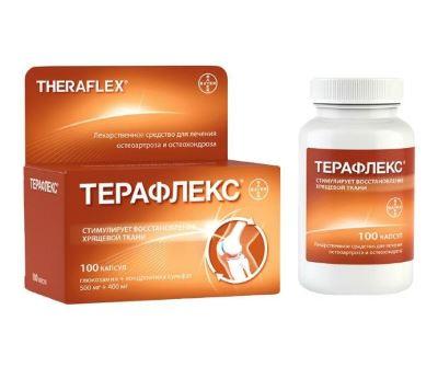 chondroprotektorok térdízület-tabletták artrózisához