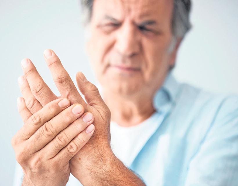 térdízület gyulladás tünetei