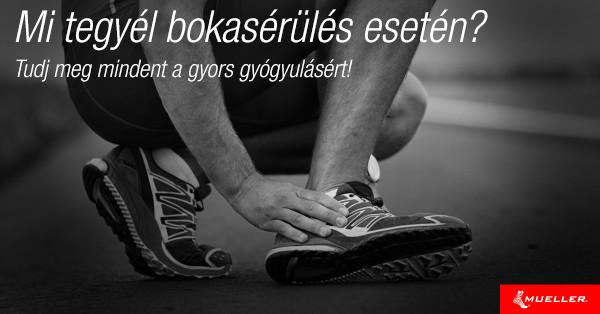 futó boka sérülés)