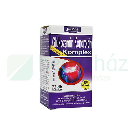 glükózamin-kondroitin komplex kapszula összetétele)