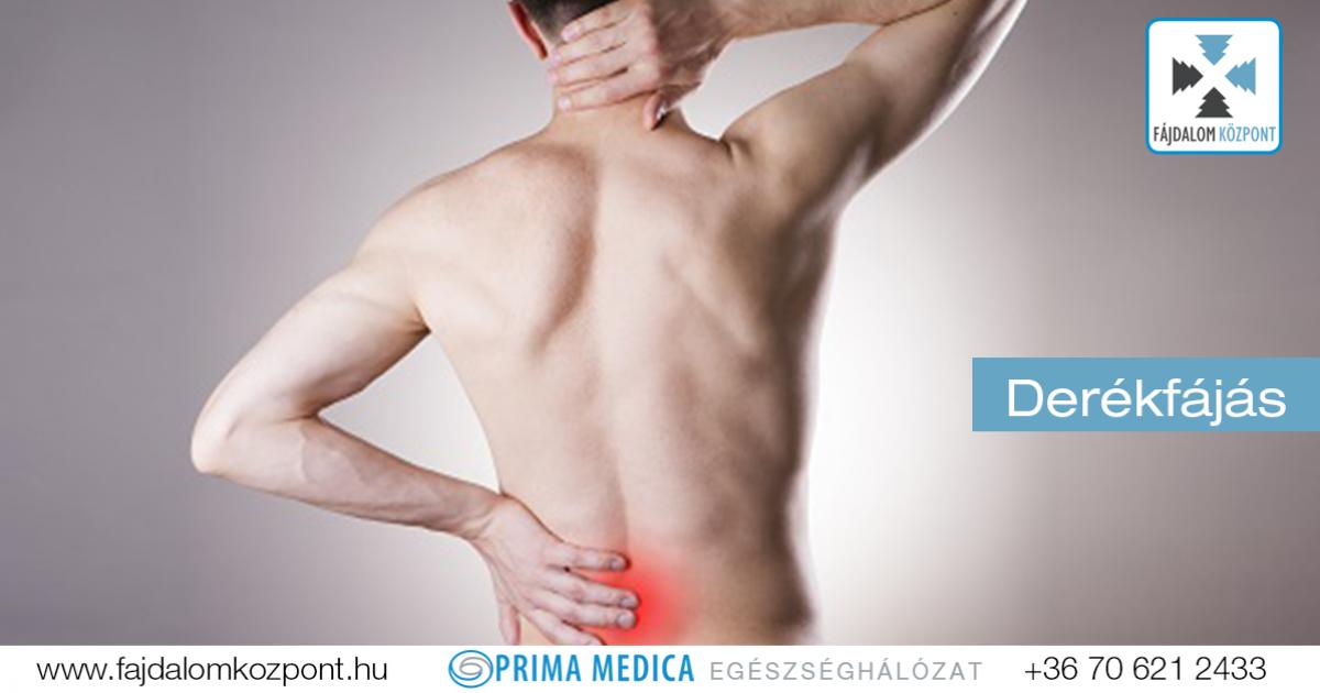 izomfájdalom az ízületekben és a hát alsó részén)