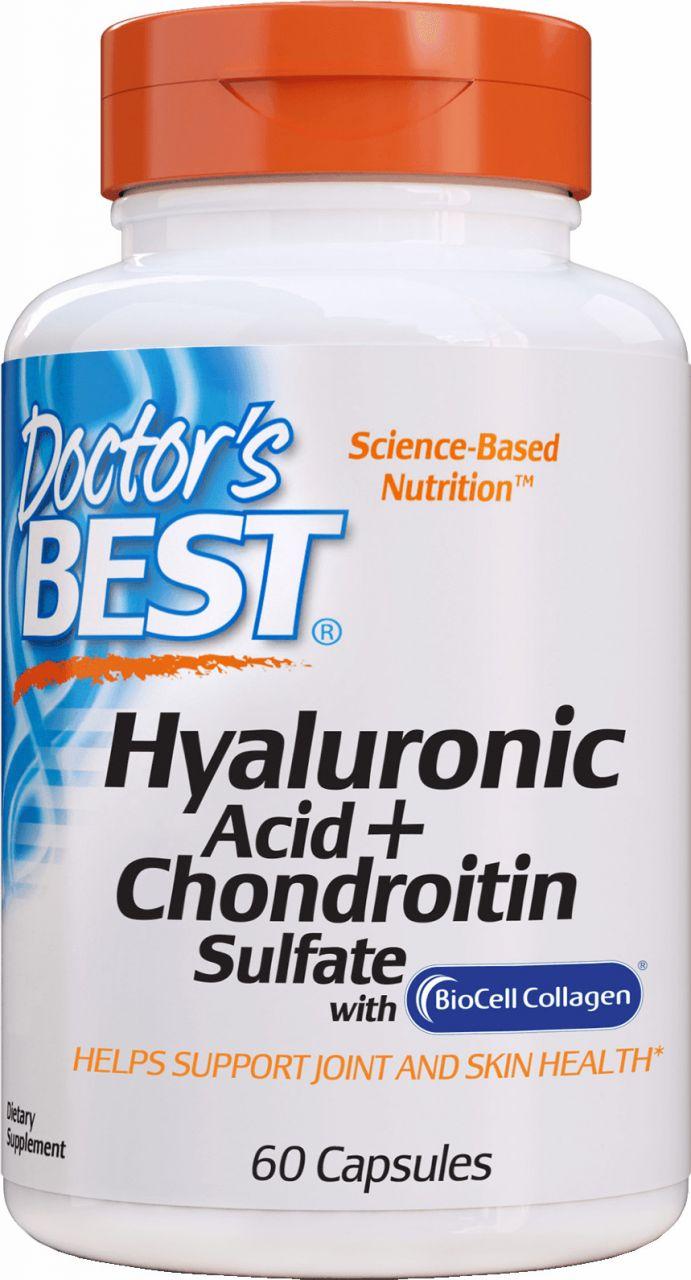 Best hialuronsav ( kollagénnel és kondroitin szulfáttal) 1000 mg / 60 db