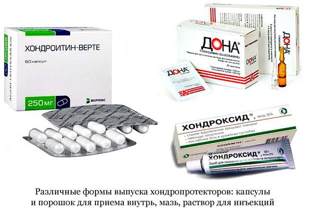 kondroprotektív artrózisos gyógyszerek)