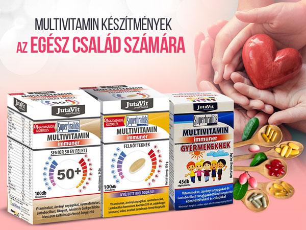 multivitamin készítmények oszteokondrozishoz