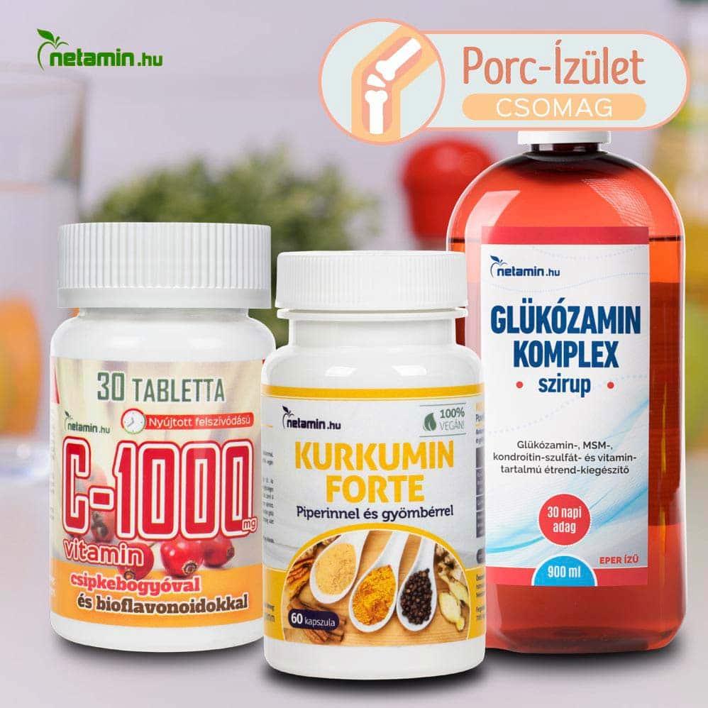 szuper glükozamin és kondroitin