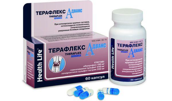Teraflex: használati utasítás, ár, vélemények - Térd