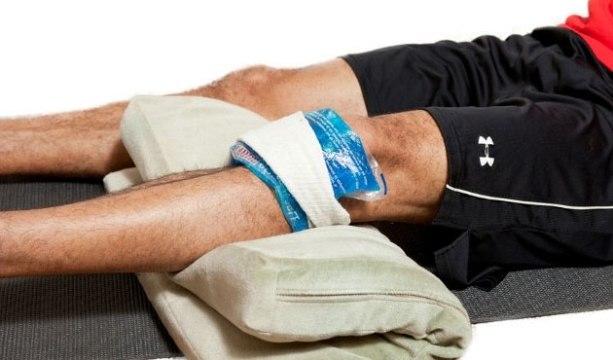 Tüskék típusai a térdízület arthrosisával